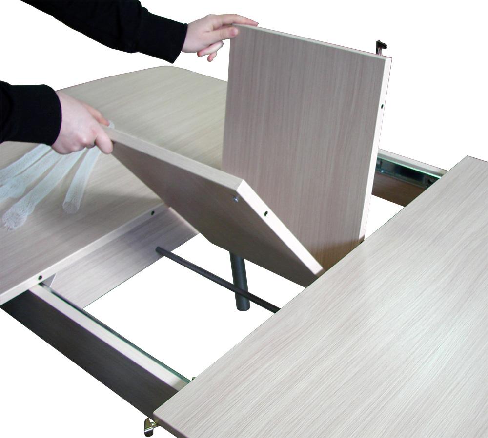 раздвижной стол дизайн идеи