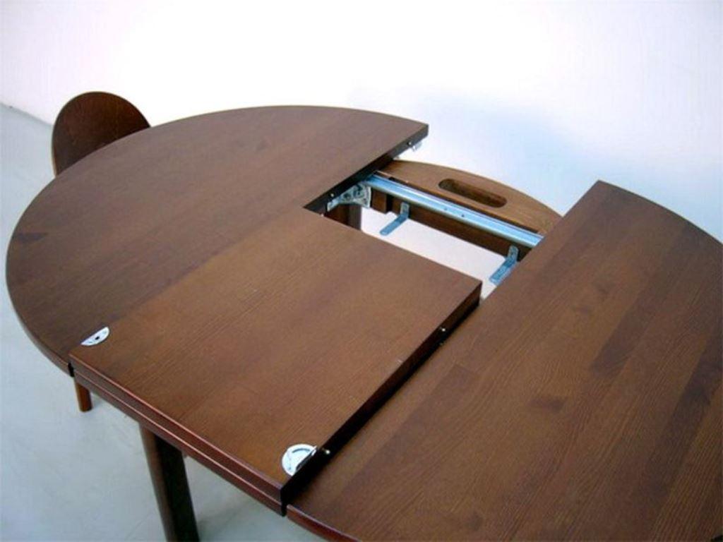 раздвижной стол фото дизайн
