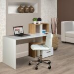 прямой письменный стол