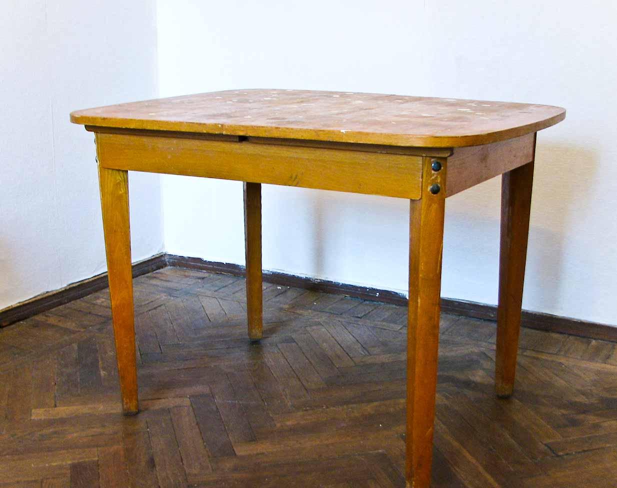 ремонт частей стола