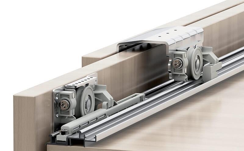 роликовая система шкафов купе