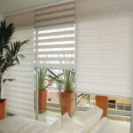электро-рулонные шторы дизайн