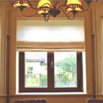 электро-рулонные шторы