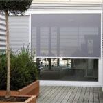 электро-рулонные шторы прозрачные