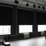 рулонные шторы блэкаут виды дизайна