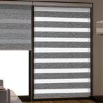 рулонные шторы зебра декор идеи