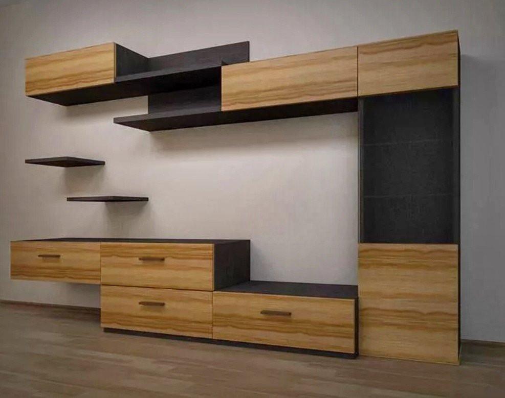 сборка мебельной стенки