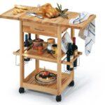 удобный столик для сервировки