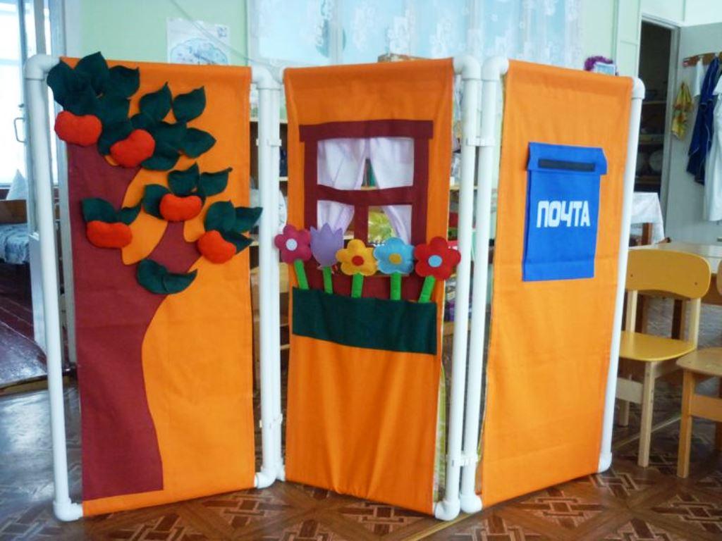 ширма для детского сада декор