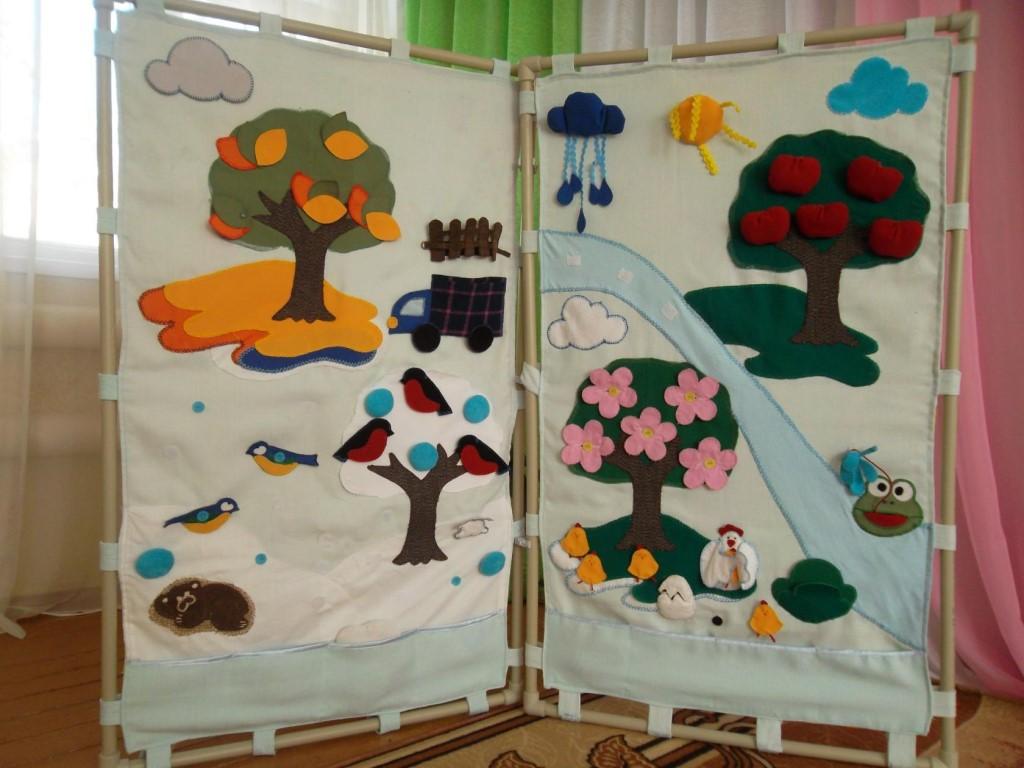 ширма для детского сада дизайн
