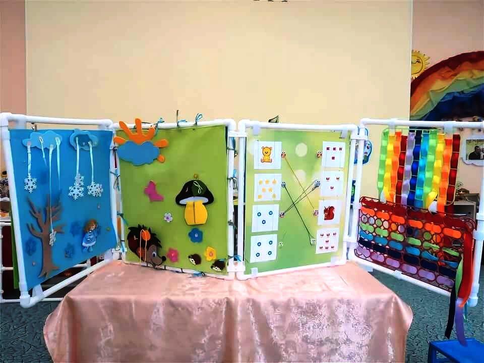 ширма для детского сада идеи