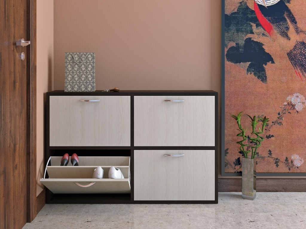 шкаф для обуви дизайн