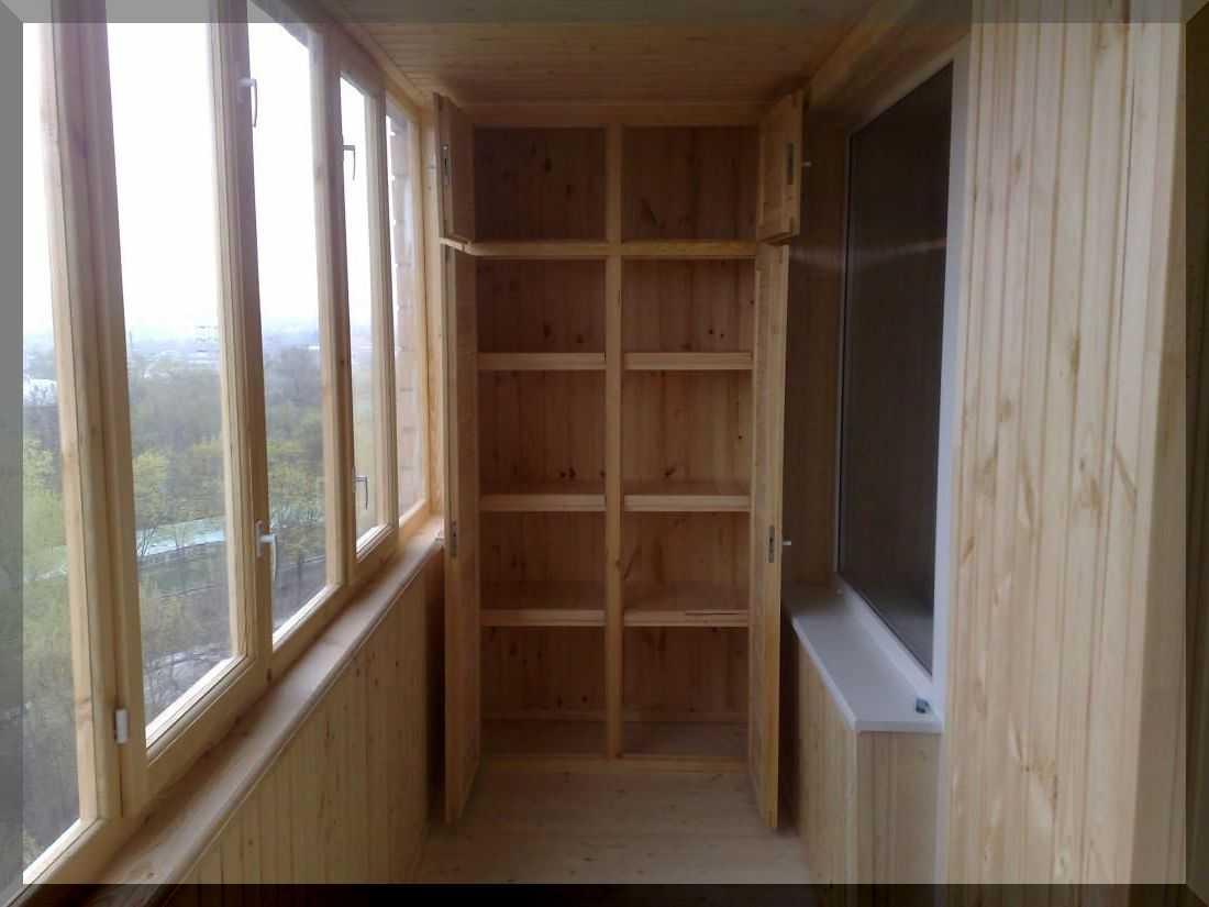 планирование балконного пространства