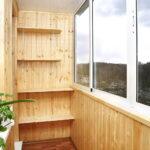 шкаф балкон