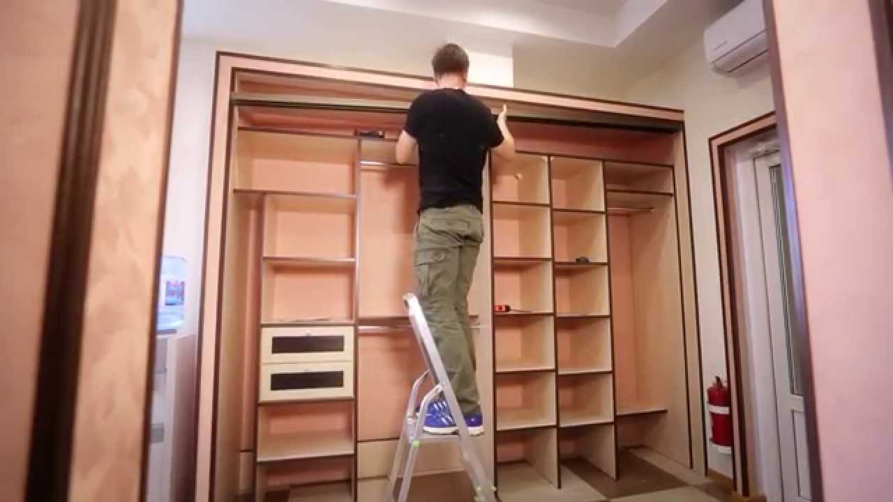 Собрать шкаф