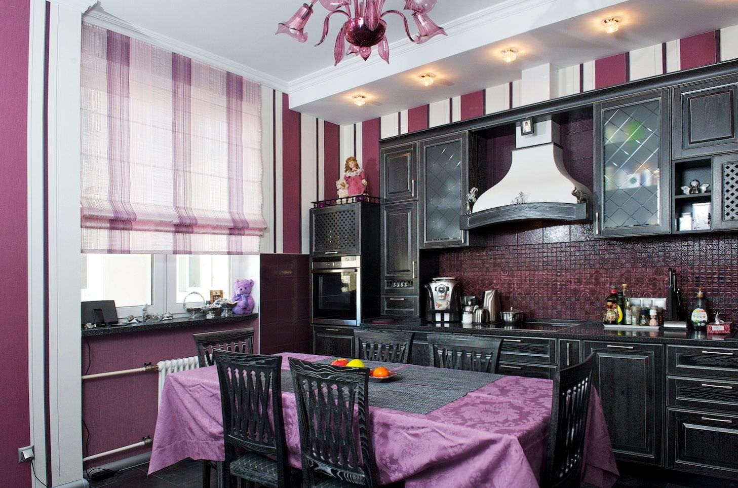 шторы для маленькой кухни идеи дизайн