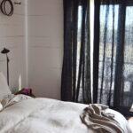льняные шторы фото декора
