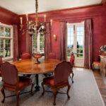 шторы красного цвета фото дизайн
