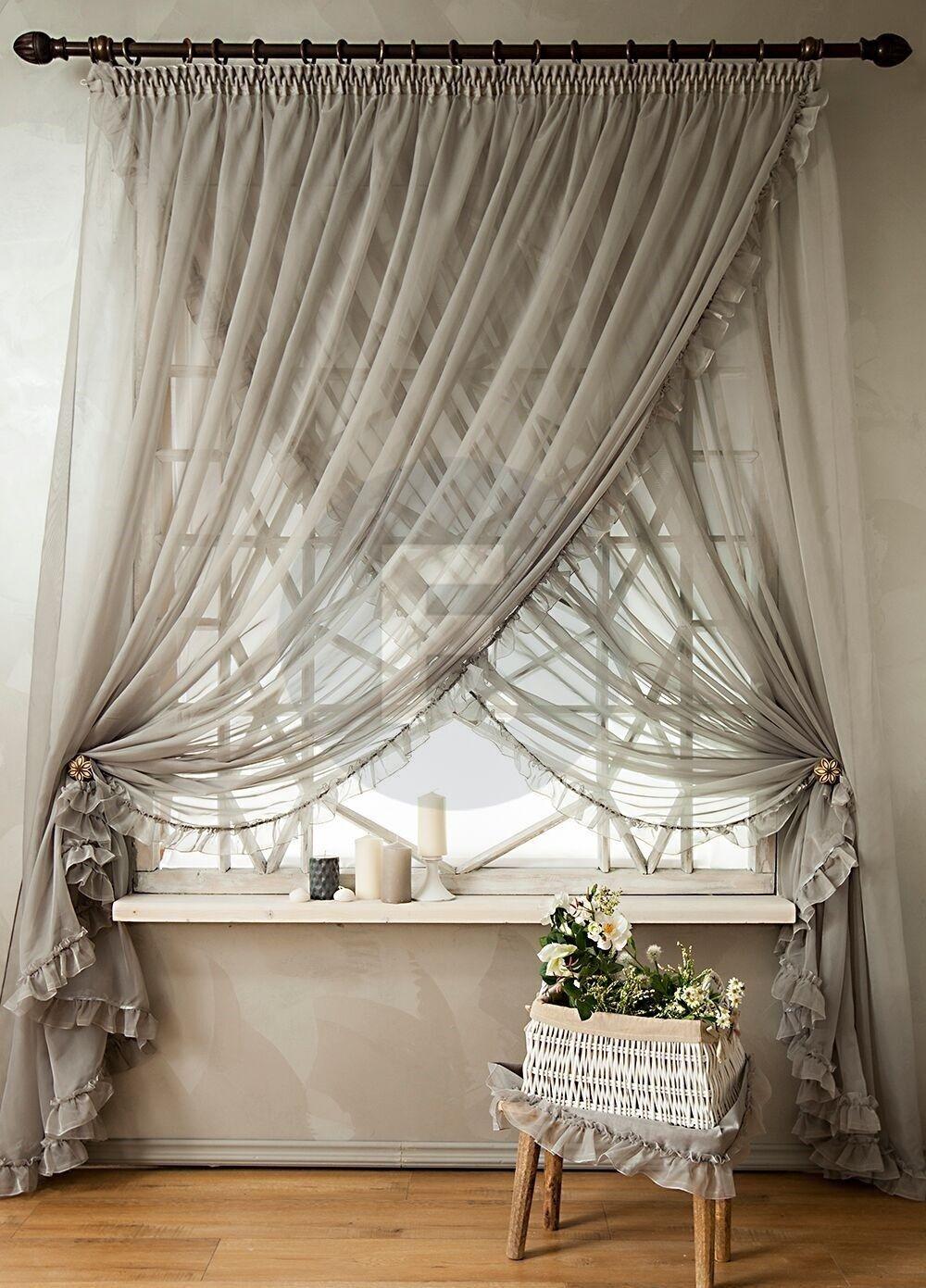 красивые тюлевые шторы фото дата знакомства