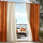 шторы оранжевого цвета фото вариантов