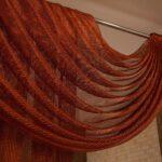 шторы-сетка на гардине