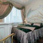 шторы модерн в спальне