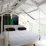 современная подвесная кровать обзор