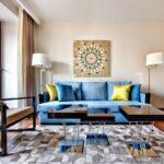 современный диван декор