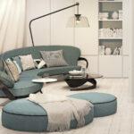 современный диван кушетка