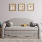 современный диван кушетка идеи декор