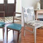 реставрация стульев до и после