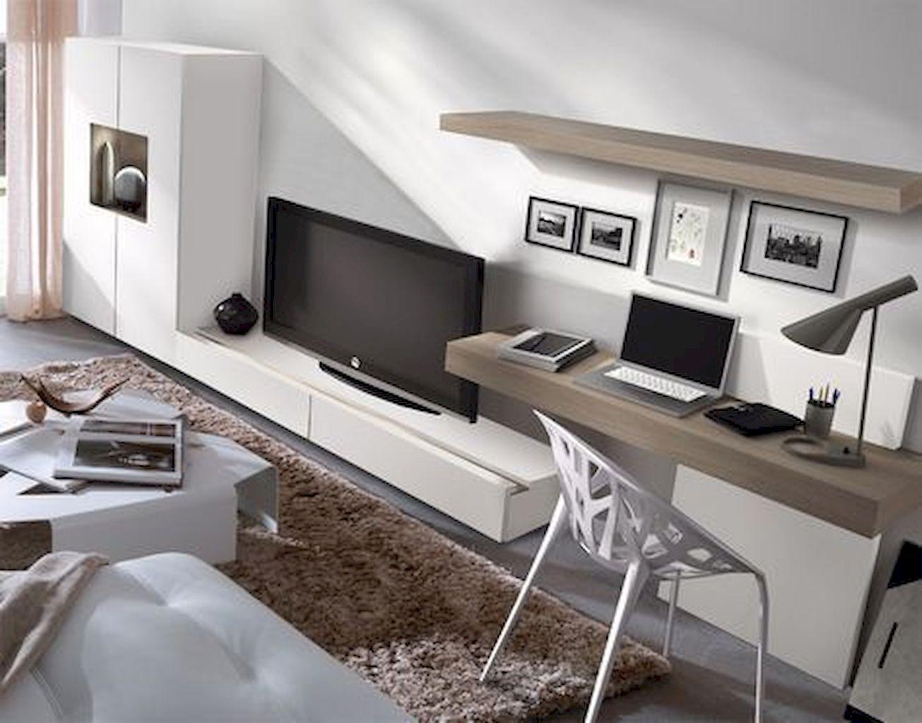 впервые компьютерный стол в гостиной решение фото читатели наверняка начали