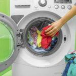 стирка в стиральной машине