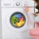 стирка в стиральной машине фото идеи
