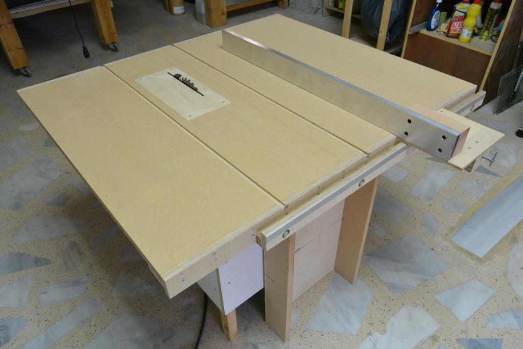 стол для дисковой пилы электрической