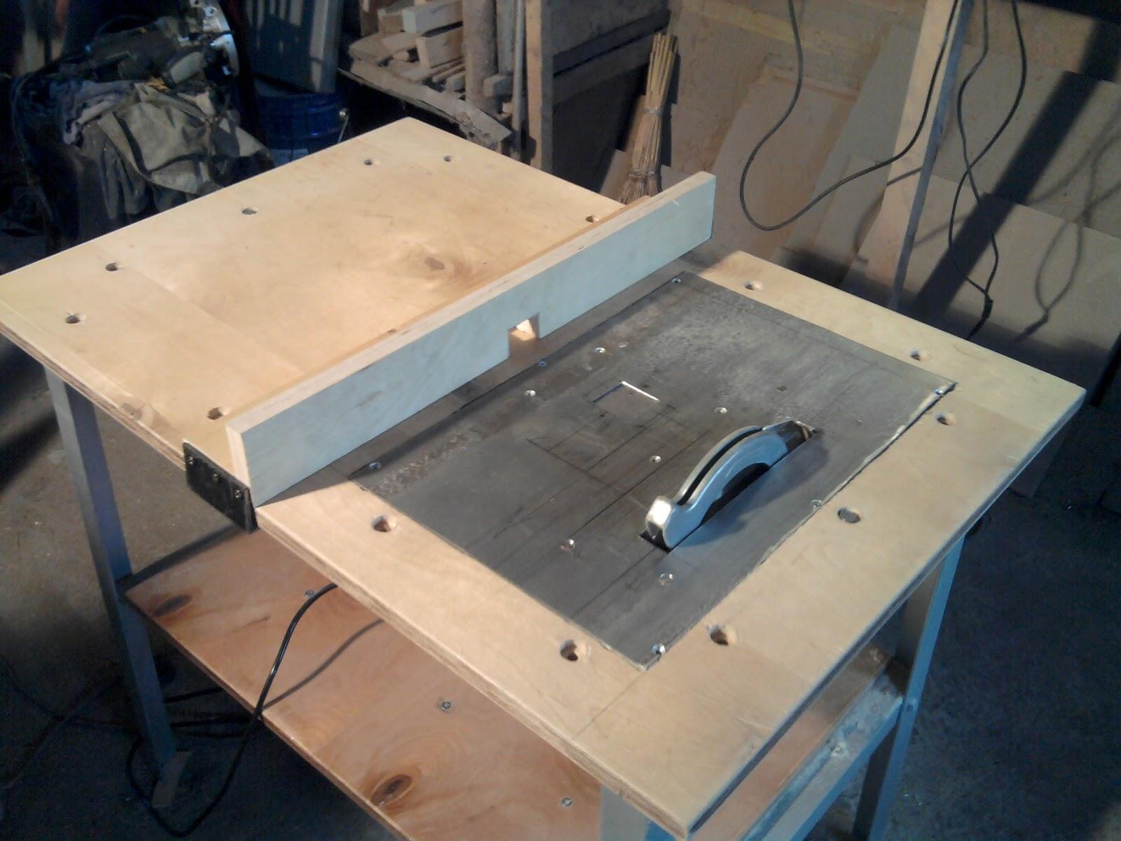 стол для дисковой пилы дизайн фото