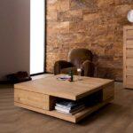 стол из массива дерева декор