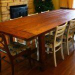 стол из массива дерева фото оформления