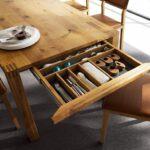 стол из массива дерева идеи виды