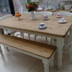 стол из массива дерева виды декора