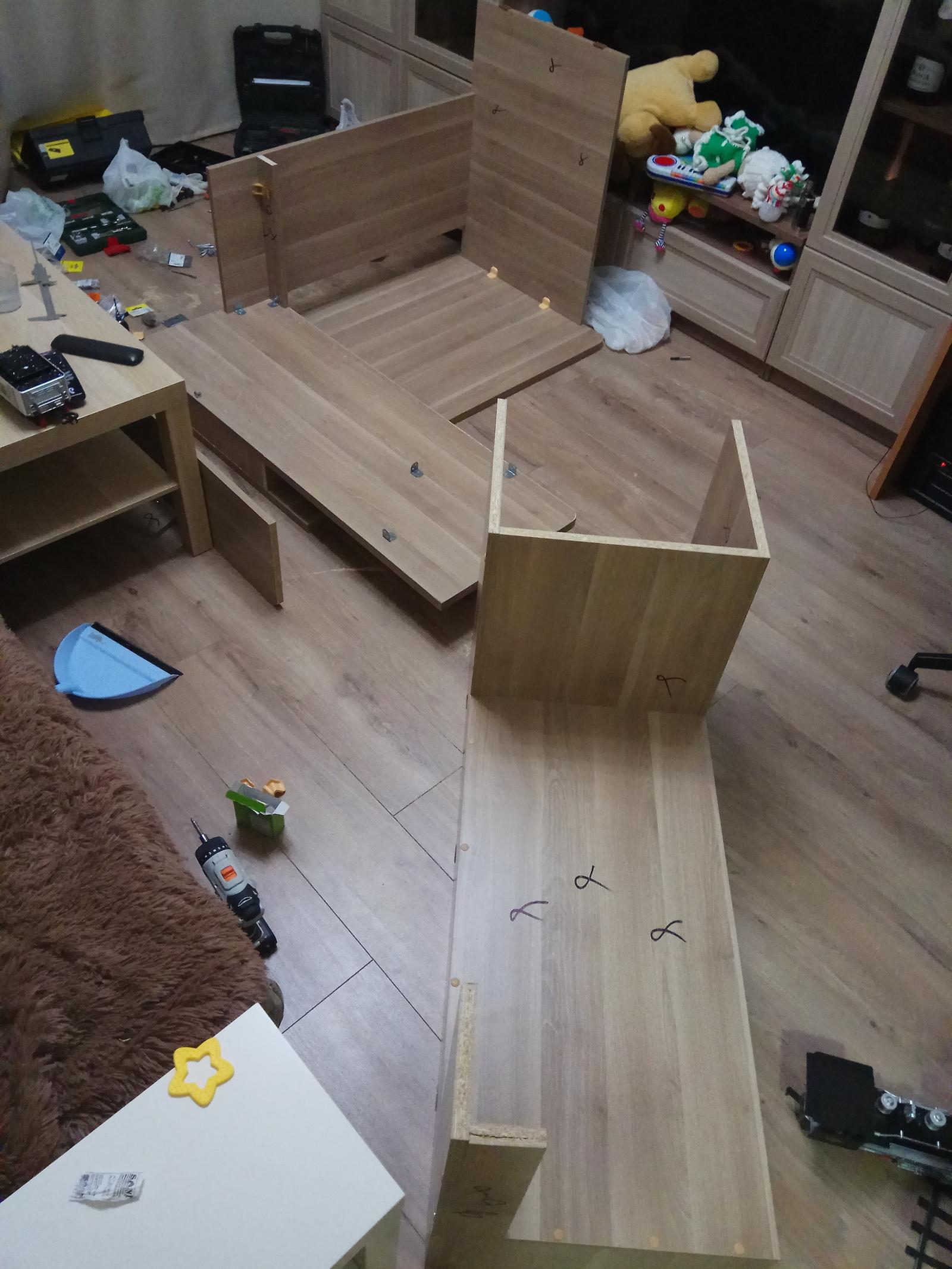 изготовления стола