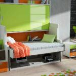 стол кровать трансформер дизайн