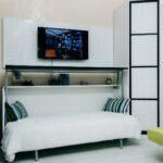 стол кровать трансформер дизайн фото