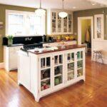 стол остров для кухни декор идеи