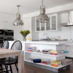 стол остров для кухни идеи декор