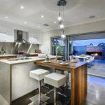 стол остров для кухни идеи интерьера