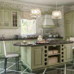 стол остров для кухни фото оформления