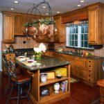 стол остров для кухни идеи оформления
