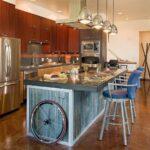 стол остров для кухни идеи вариантов