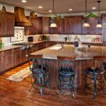 стол остров для кухни фото дизайна